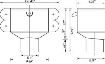 Sloping And Placing Gutters besides X2274 18678 further P Gutter Machines New Kwm 6 Panther besides Kenmore Dryer Heating Element Diagram in addition Solar Generators Diagram. on gutters downspouts hangers